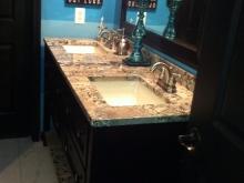 Bianco Antico Bathroom Vanity