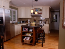 Beautiful Granite Kitchen