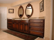 Beautiful Granite Bathroom