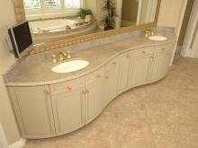 Beautiful Granite Bathroom